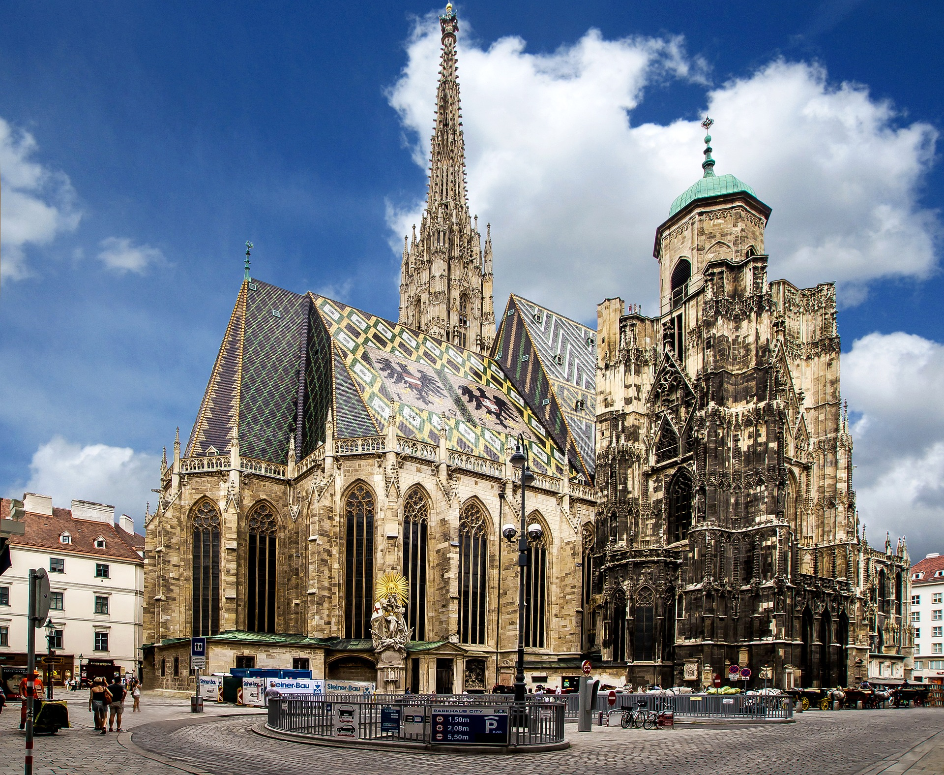 Vienna was the most liveable city for the second year running. Photo courtesy: Pixabay