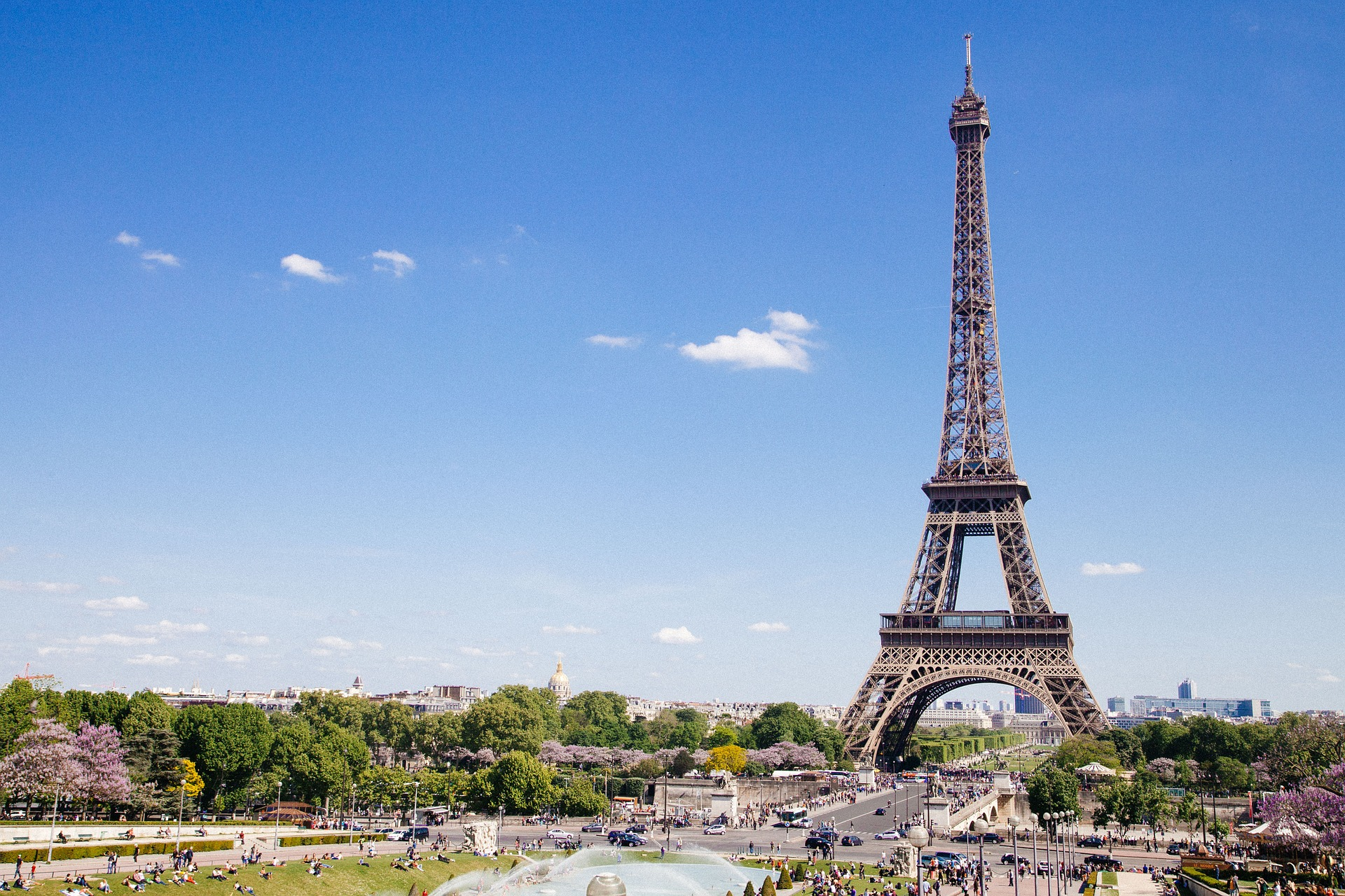 Paris fell to 26 in the Global Liveability Index 2019. Photo courtesy: Pixabay