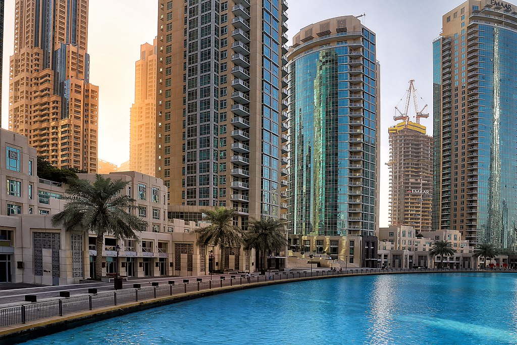 Dubai was ranked 70 in the Global Liveability Index 2019. Photo courtesy: Wikimedia