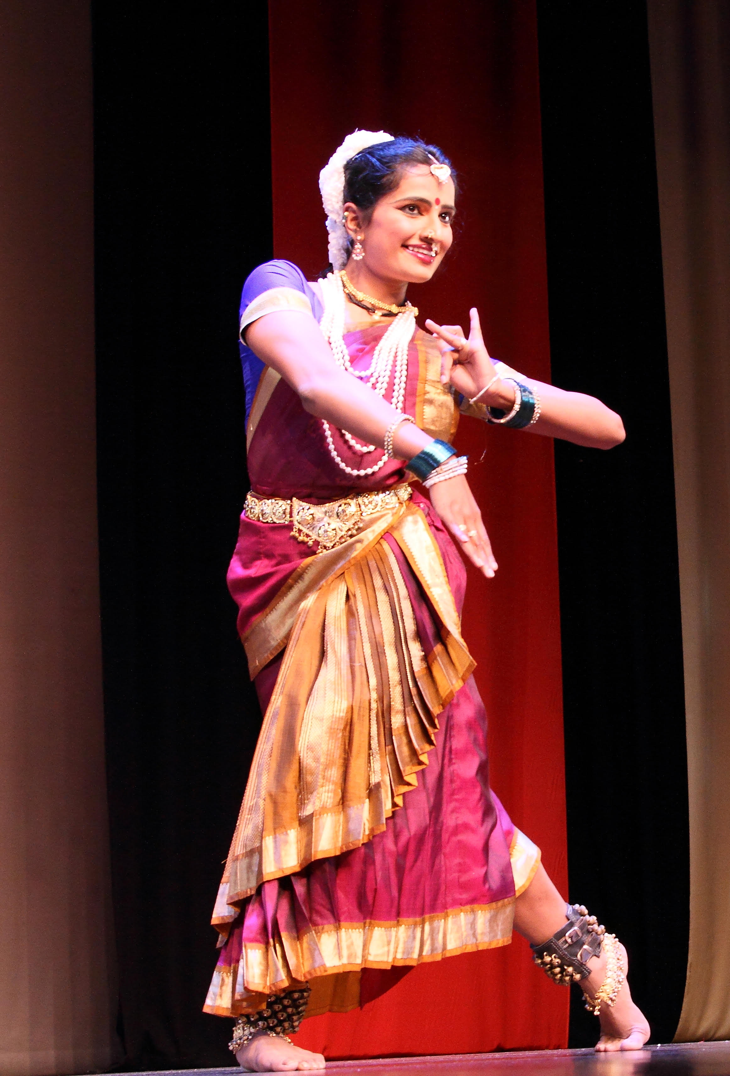 Seema Hari Kumar. Photo courtesy: Apsaras Arts