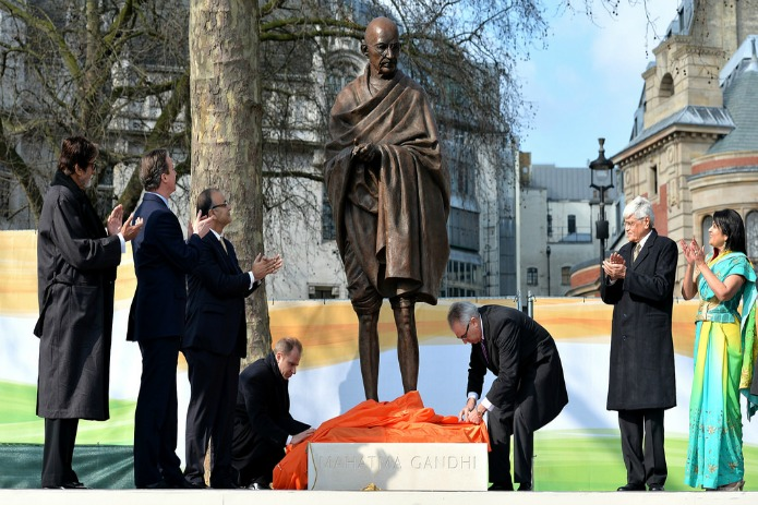 The Gandhi Statue Memorial Trust was set up to raise funds for the Indian Independence Movement leader to be recognised with a statue in Parliament Square, which was inaugurated in 2015 by then British Prime Minister David Cameron and the late Arun Jaitley, then Finance Minister of India.