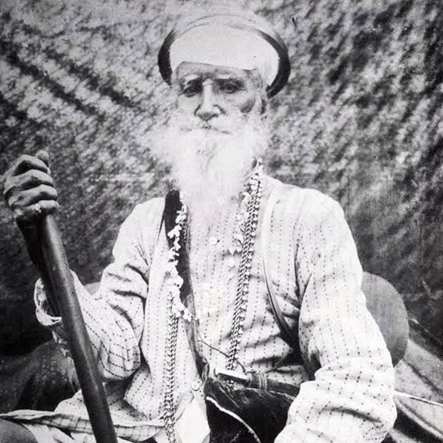 Bhai Maharaj Singh was a revolutionary leader who inspired the fight against the British for freedom and justice. Photo courtesy: sikhnet.com