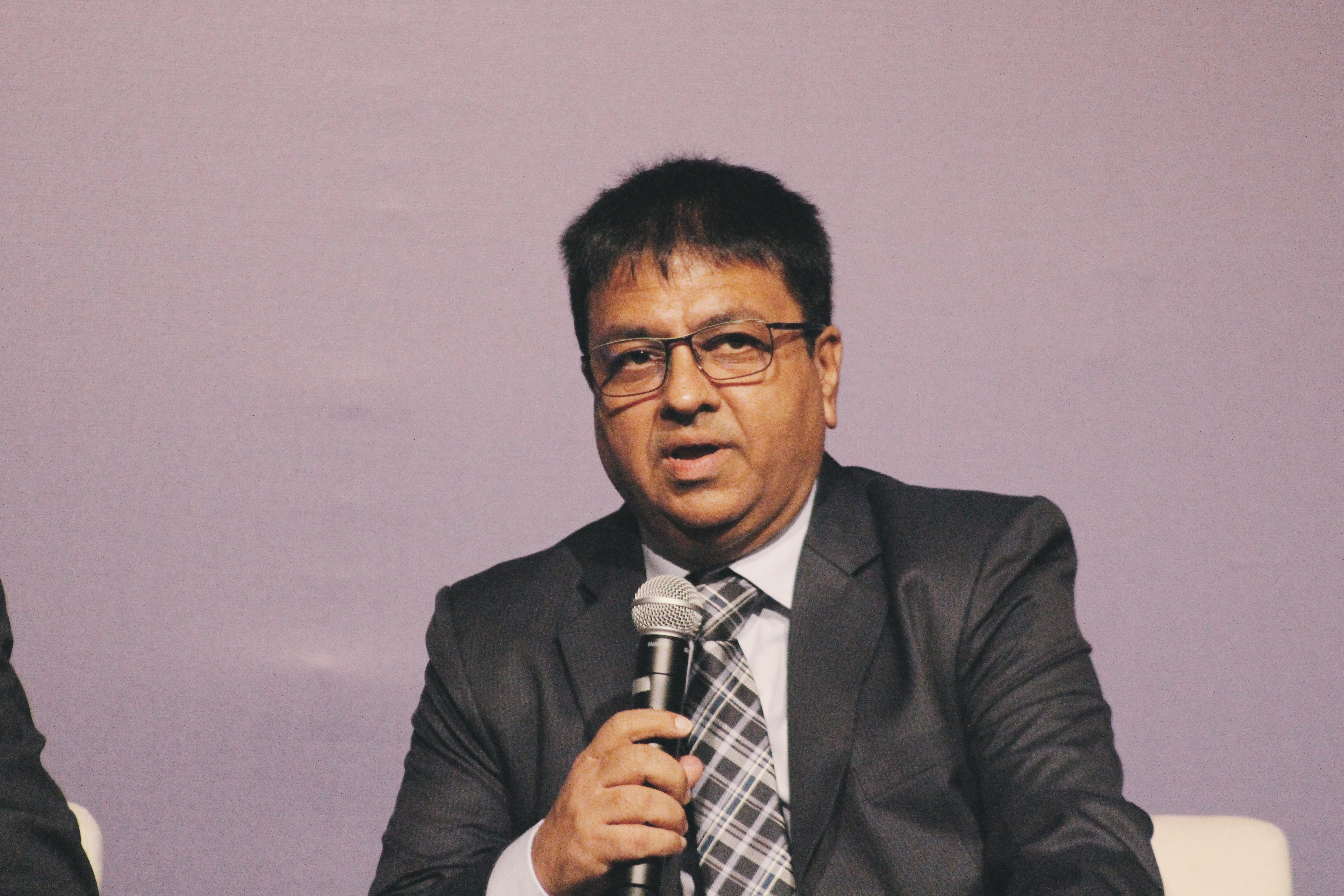 Atul Temurnikar, Chairman of GIIS. Photo: Connected to India