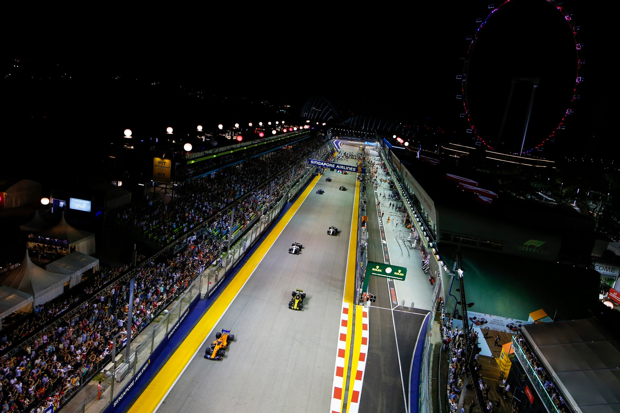 Photo courtesy: Singapore Grand Prix
