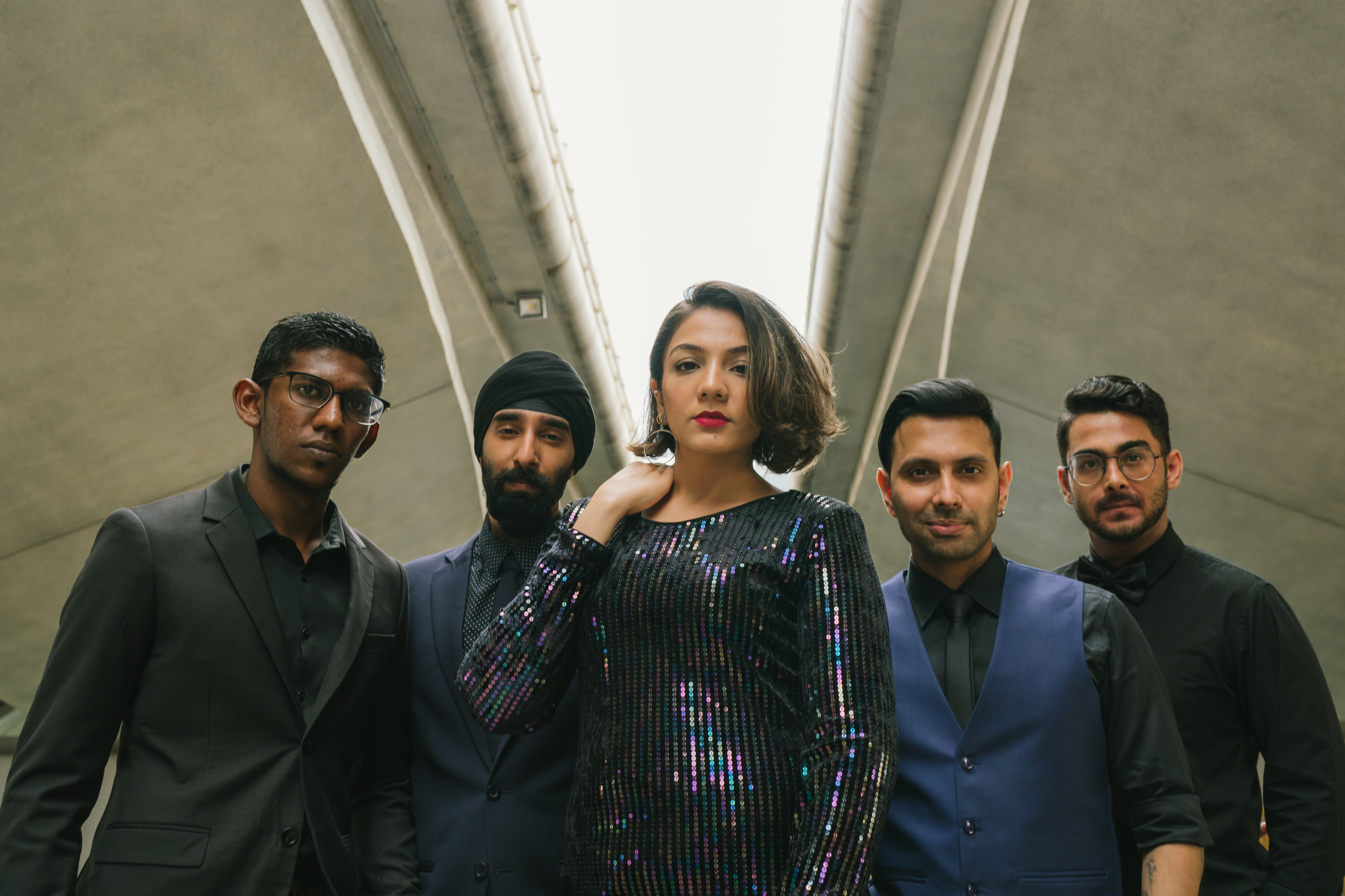 Led by Harsha Channa, The Band Walle crosses boundaries set out in both Indian and Western music cultures, painting a unique soundscape for the Singapore music scene.
