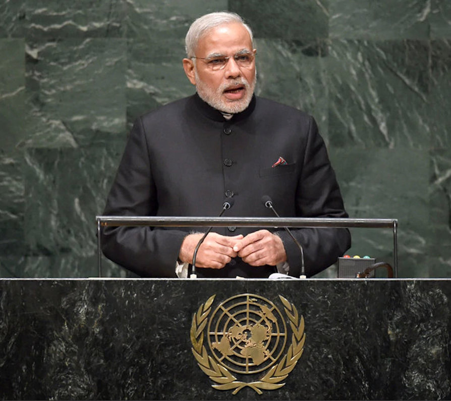 PM Modi will not discuss Article 370 at United Nations, it's internal matter