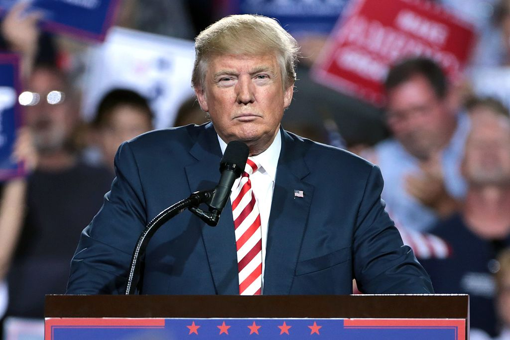 The US Speaker has initiated an impeachment inquiry against President Donald Trump. Photo courtesy: Wikimedia