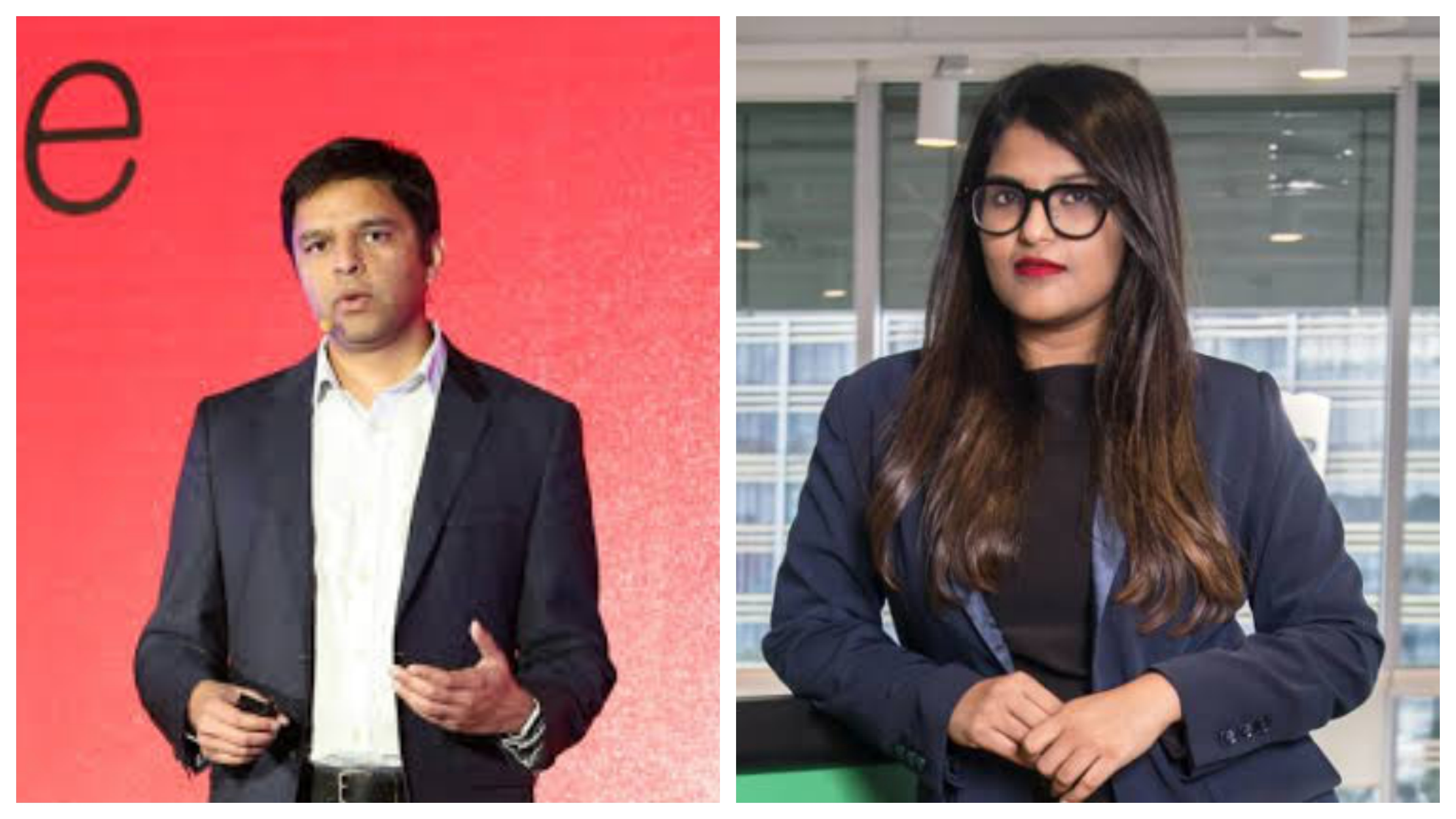 Arjun Bansal, Intel's vice-president of artificial intelligence software and the AI lab, and Ankiti Bose, CEO and co-founder of fashion platform Zilingo, made it to the Fortune's 2019 '40 Under 40' list.
