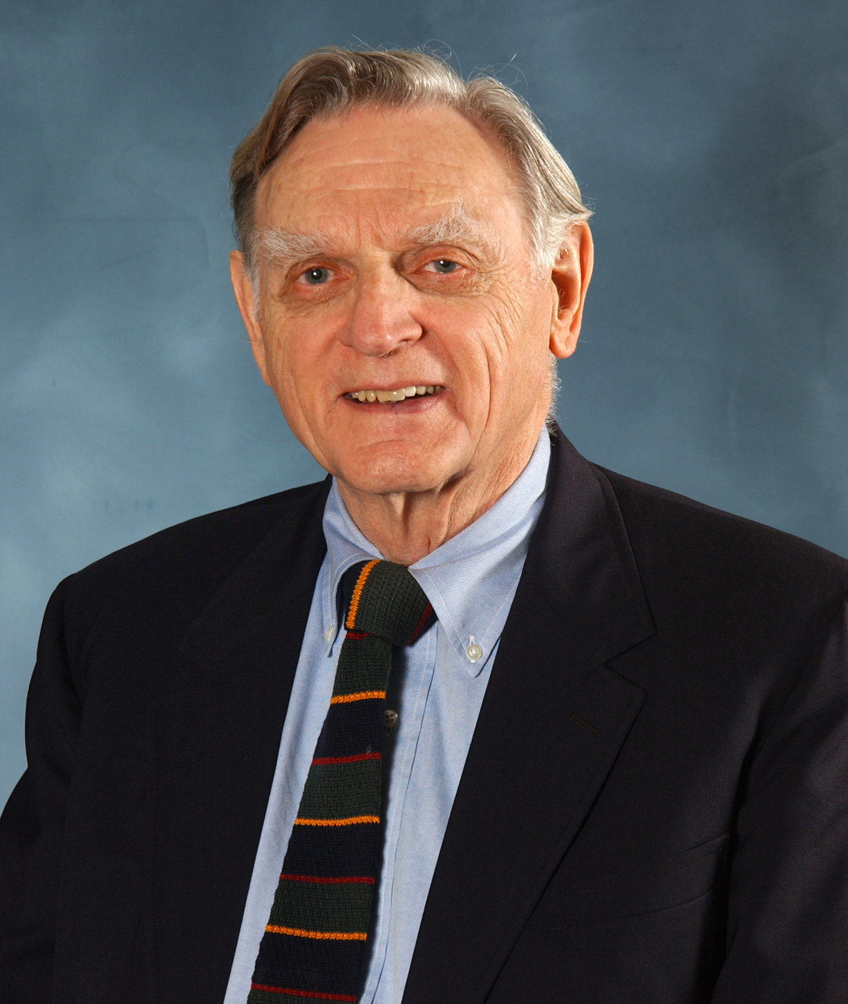 At 97, John B Goodenough has become the oldest person to receive a Nobel Prize. Photo courtesy: www.ece.utexas.edu