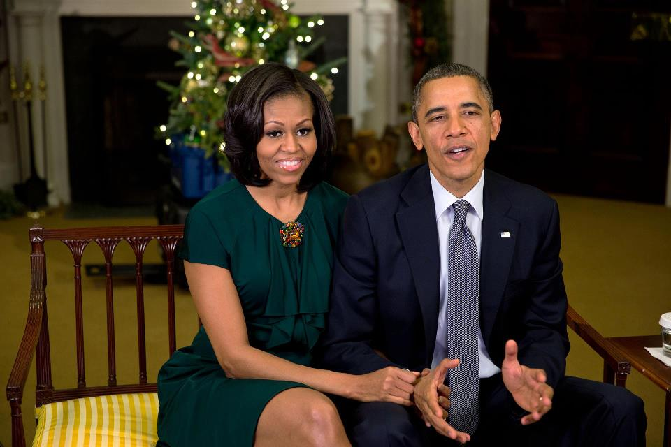 Barack and Michelle Obama will visit Singapore in December. File photo courtesy: Facebook/Barack Obama