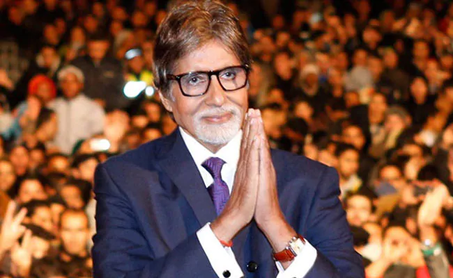Amitabh Bachchan is widely regarded as one of the greatest and most influential actors in the history of Indian as well as world cinema. Over the course of a career spanning 50 years, he has appeared in over 190 Indian films. He is an actor, film producer, television host, occasional playback singer and former politician. Photo courtesy: Twitter