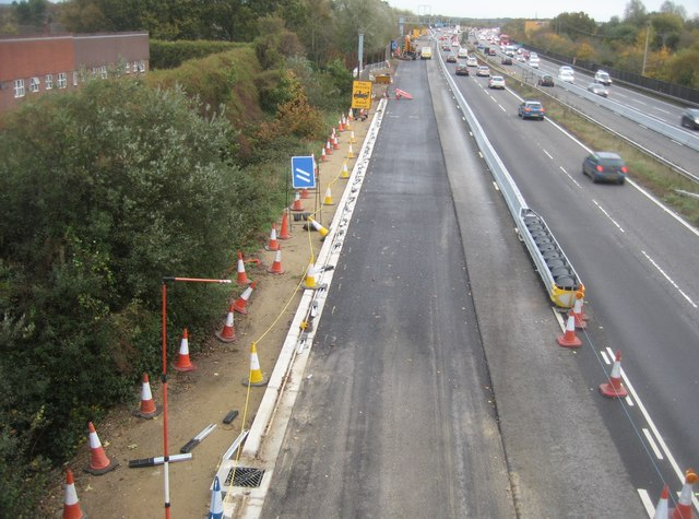 The section of M6 where Dev was killed is described as a