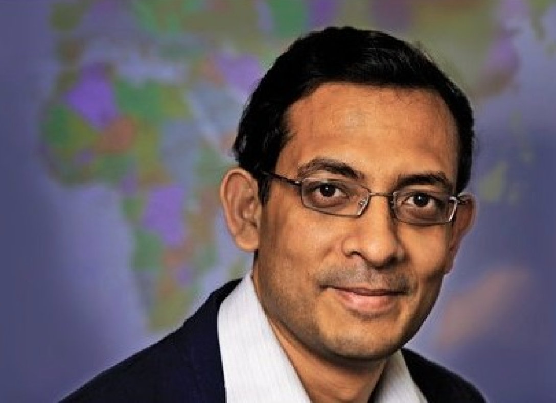 Indian-American Abhijit Banerjee has been awarded the 2019 Nobel Prize for Economics. Photo courtesy: Twitter