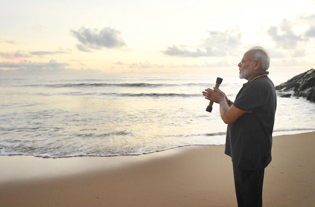 Modi already has over 50 million followers on Twitter, with only US President Donald Trump with 65.7 million followers surpassing him among heads of state.