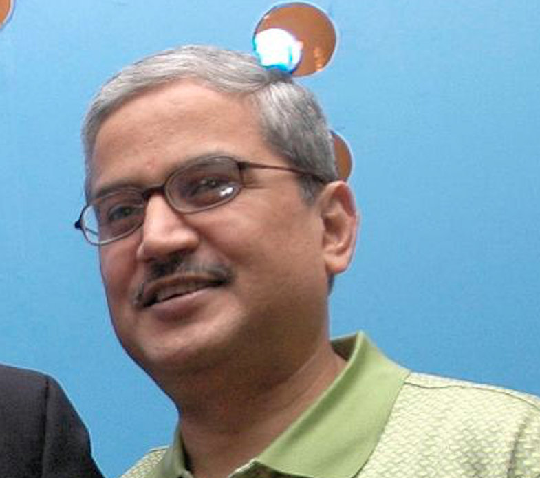 Rakesh Gangwal co-founded IndiGo with Rahul Bhatia in 2006. Photo courtesy: forbes.com