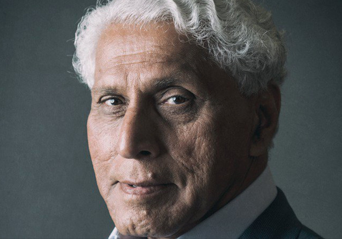Romesh T. Wadhwani made his money in the software industry. Photo courtesy: Twitter/@Forbes