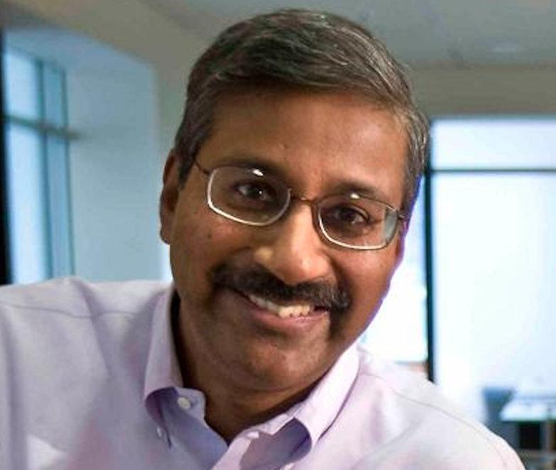 Kavitark Ram Shriram earned his fortune through Google and venture capital. Photo courtesy: forbes.com
