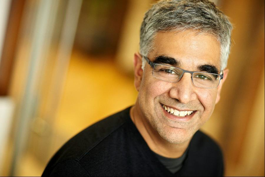 Aneel Bhusri is CEO of business software firm Workday. Photo courtesy: Twitter/@Forbes