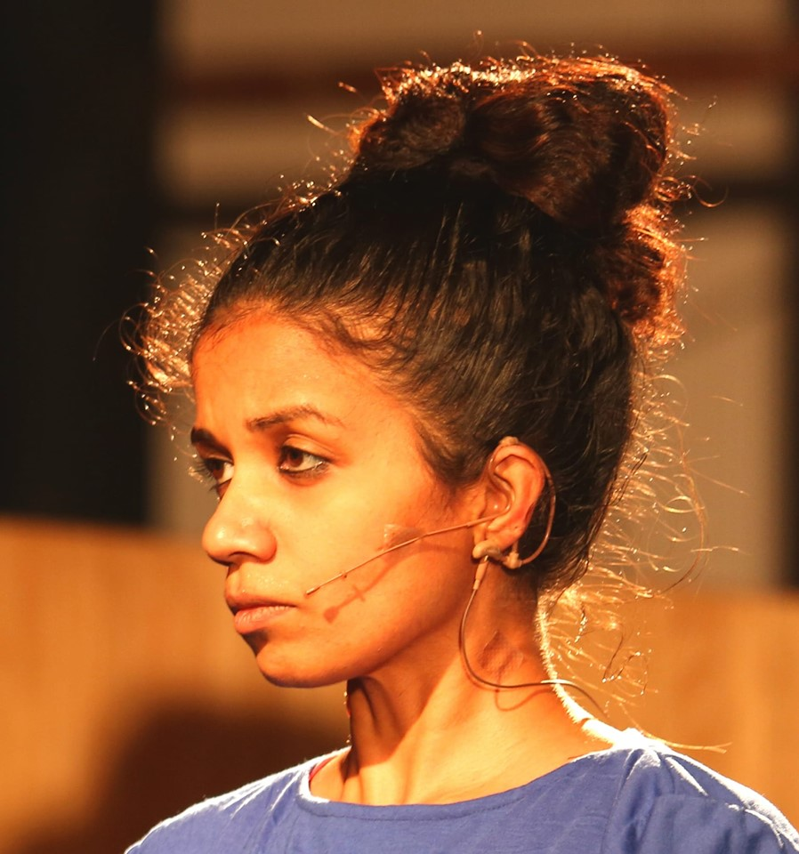 The Lost Wax Project has been created by Chennai-based contemporary dancer and choreographer Preethi Athreya. Photo courtesy: Facebook/Preethi Athreya