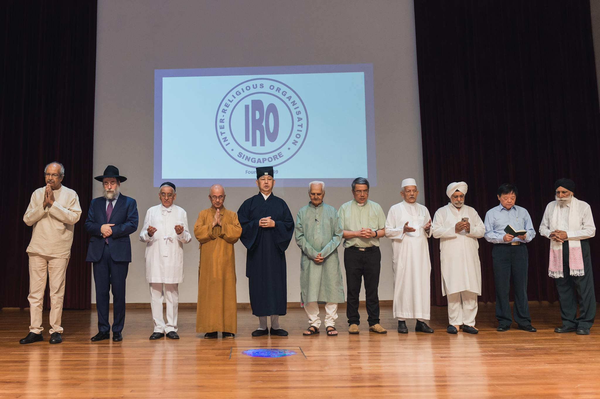 Photo courtesy: Inter-Religious Organisation, Singapore