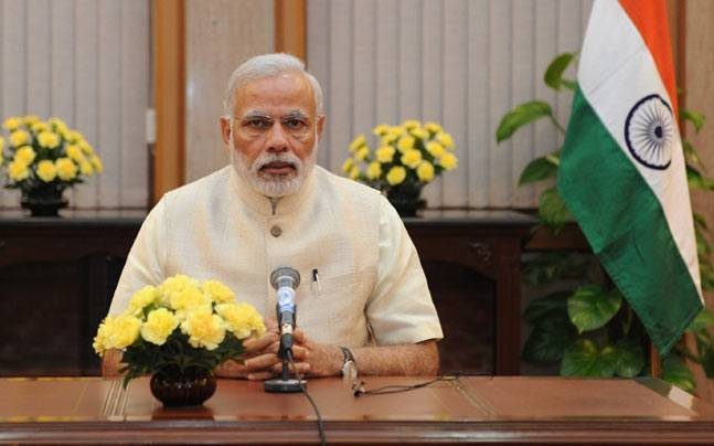 Speaking on the 58th episode of his monthly radio programme, Modi said,
