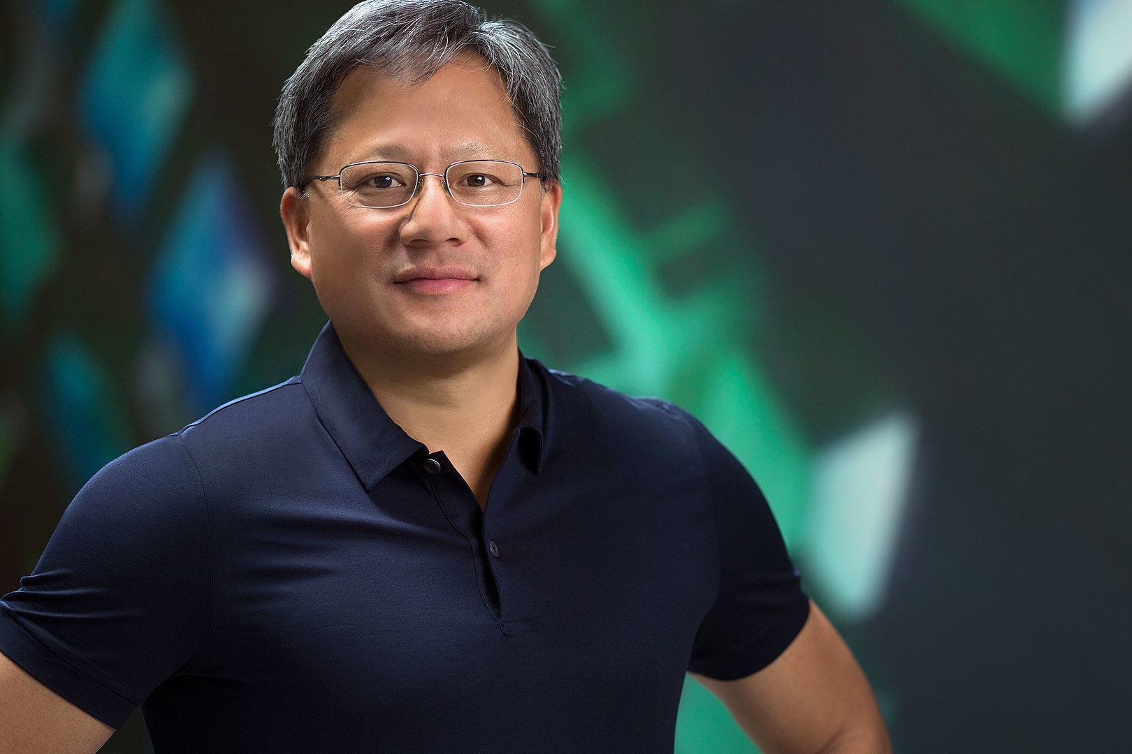 Taiwan-born American billionaire businessman and founder of NVIDIA topped the list. Photo courtesy: Wikimedia