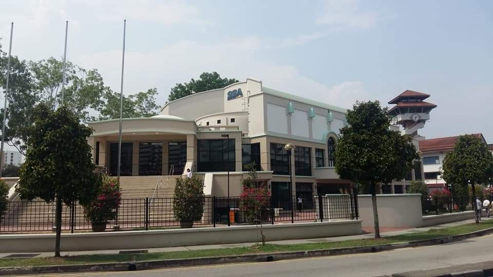 The Singapore Soka Association Headquarters in Tampines was the venue for the Inter- faith symposium. Photo Courtesy: SSA