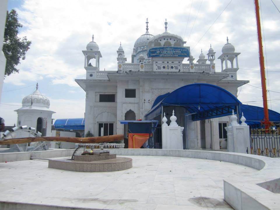 The corridor will connect the Dera Baba Nanak shrine in India's Punjab with Darbar Sahib at Kartarpur. Photo courtesy: Wikimedia
