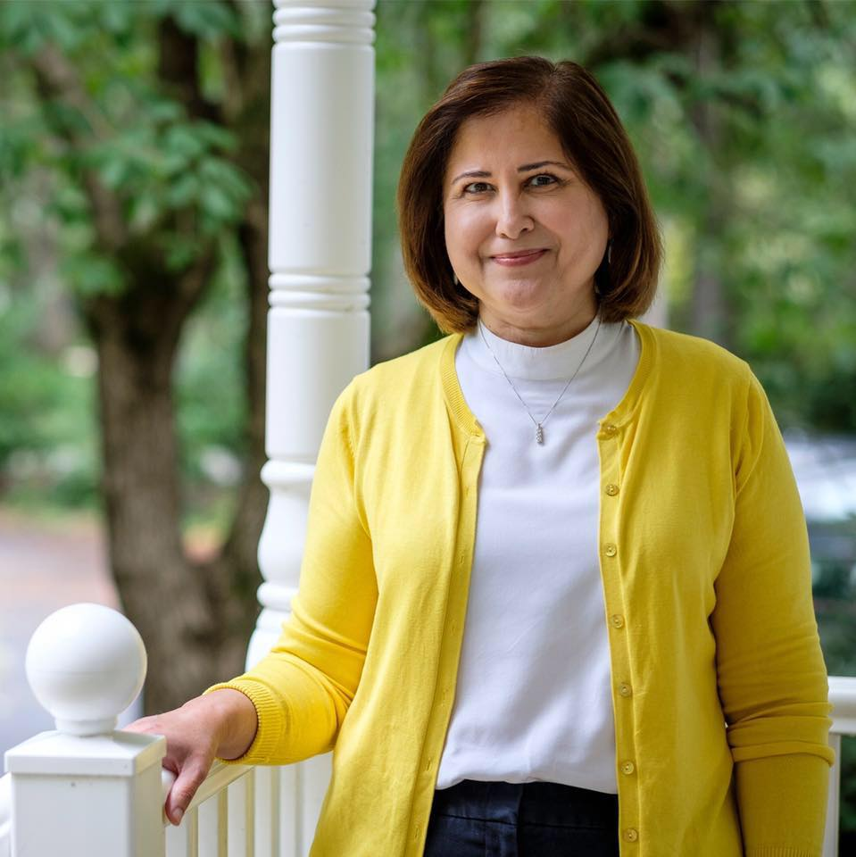 Ghazala Hashmi is the first Muslim woman to be elected to the Virginia State Senate. Photo courtesy: Facebook/Ghazala Hashmi for Virginia State