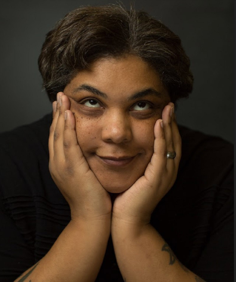Photo courtesy: Roxane Gay