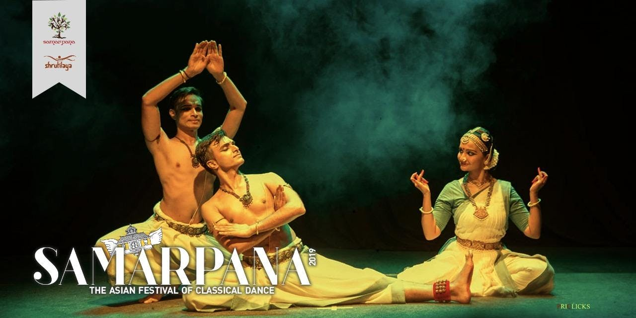 Photo courtesy: Samarpana- The Asian Festival of Classical Dance