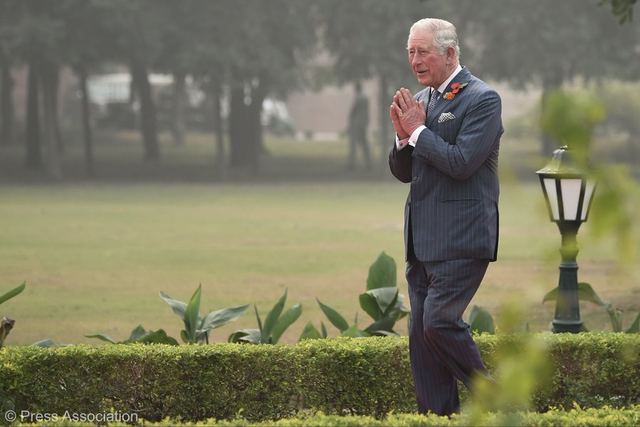 Prince Charles had last visited India as part of a joint official tour with wife Camilla, Duchess of Cornwall, in November 2017.