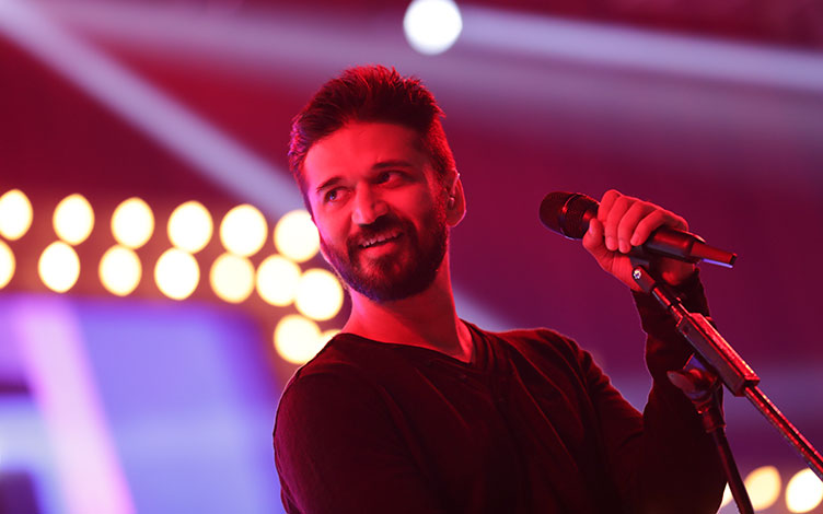 Amit Trivedi will be making his Singapore debut at Kalaa Utsavam 2019. Photo courtesy: Esplanade.com