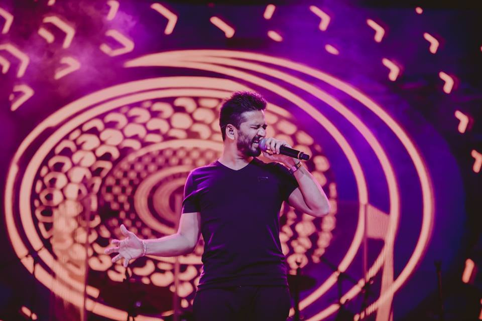 Amit Trivedi won a National Award for composing the music for Dev D. Photo courtesy: Facebook/Amit Trivedi