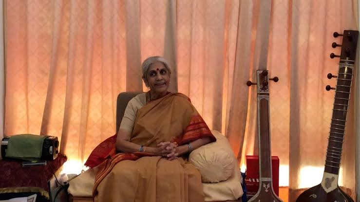 Ms Kalyani Puranik joined the Temple of Fine Arts family in 1988. Photo courtesy: Connected to India