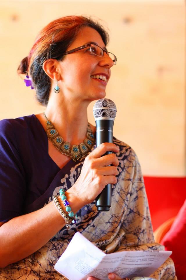 Kavita Issar Batra. Photo courtesy: Kavita Issar Batra FB