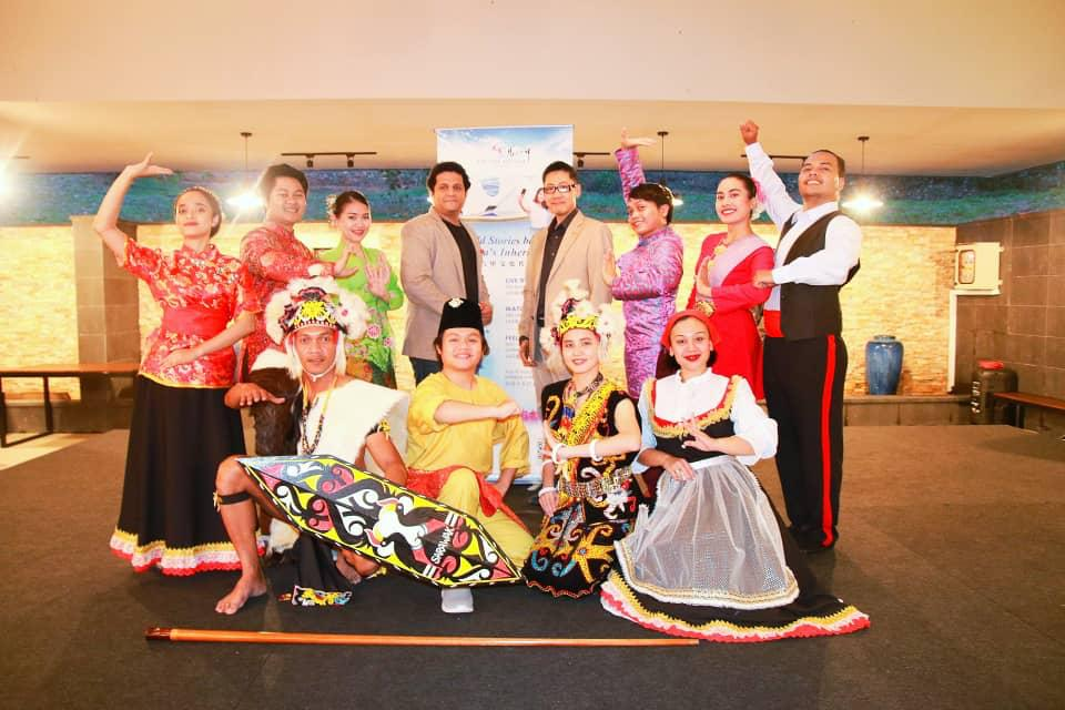 Malaysian troupe Encore Malaka who will be making their Singapore debut. Photo courtesy: Wecandoit