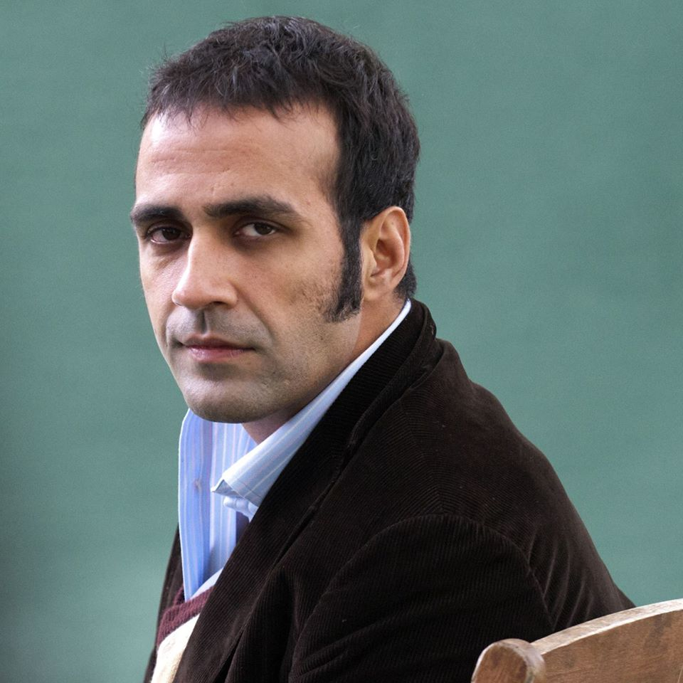 The 38-year-old writer is the son of late Pakistani politician Salmaan Taseer and Indian journalist Tavleen Singh.
