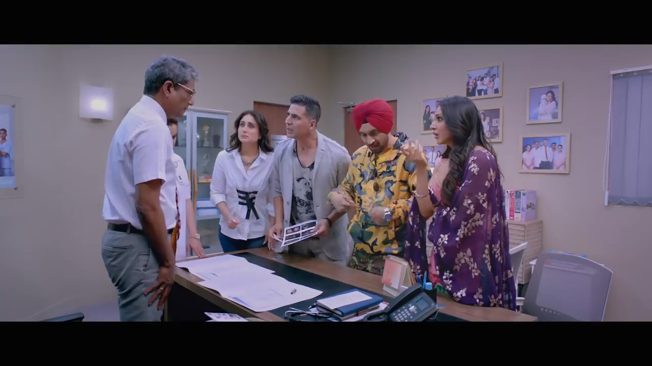 A scene from the trailer. Photo courtesy: Dharma Productions
