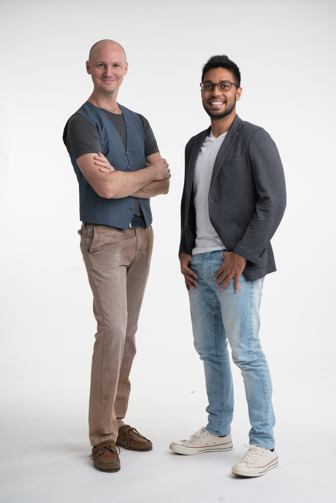 Saikrishnan (Sai) is the CEO and co-founder of SensorFlow who, driven by the vision to mitigate global challenges, started SensorFlow with co-founder Max Pagel in 2016. Photo Courtesy: SensorFlow
