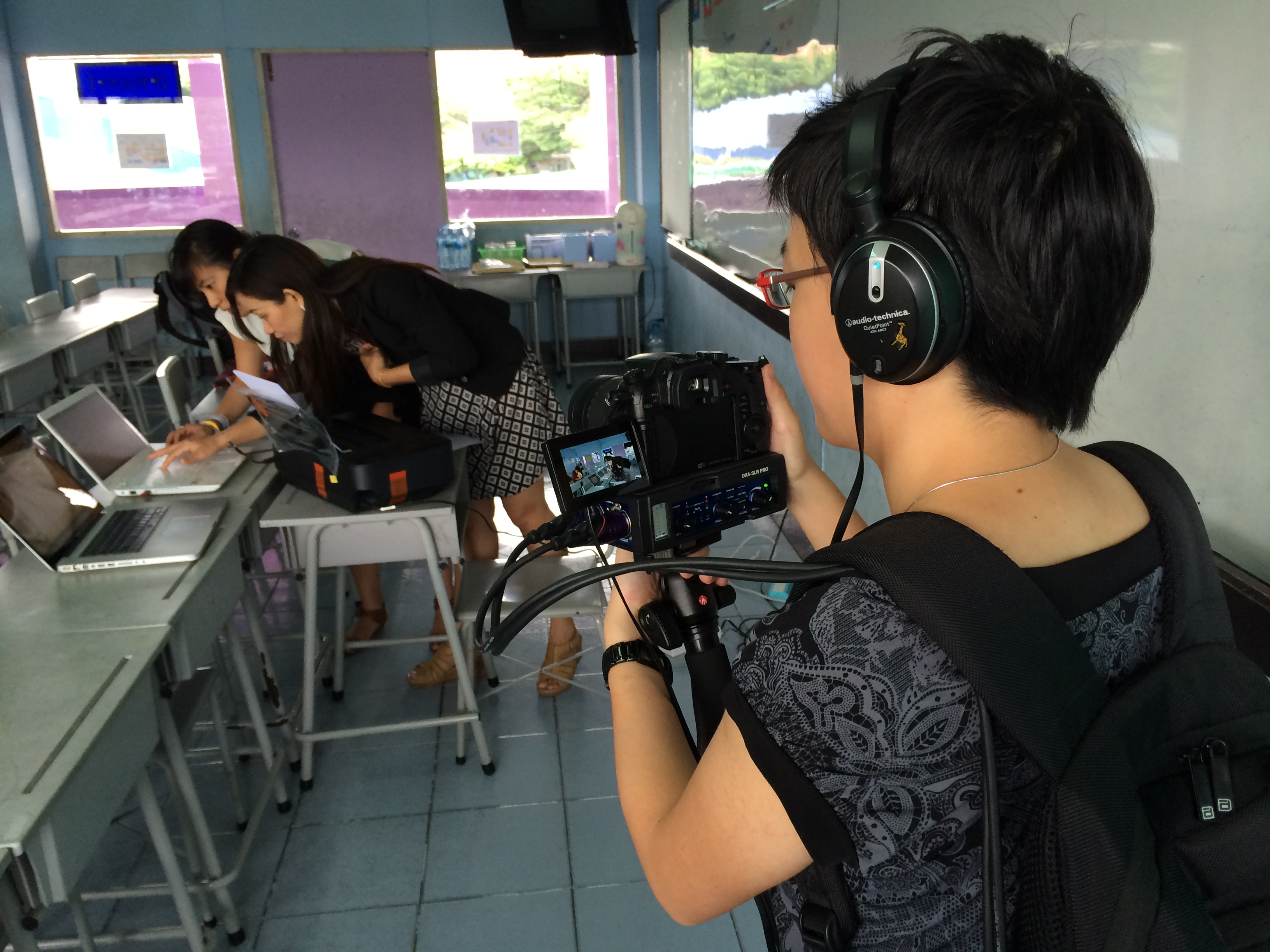The first-ever local film to win the prized award, Unteachable is about a teacher going against the tide of Singapore's result-oriented education system. Photo Courtesy: SGIFF
