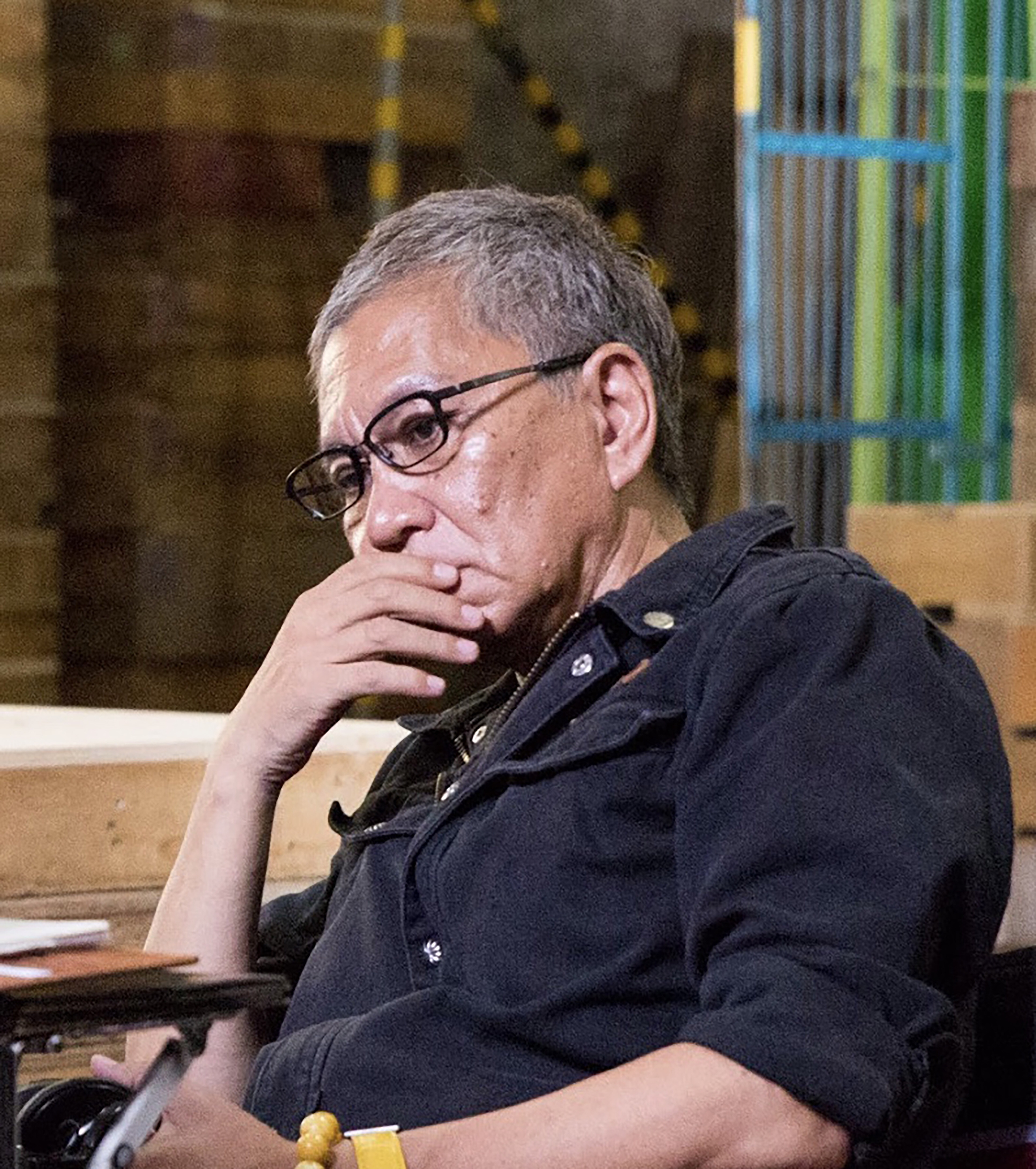 Master of Japanese cult cinema, veteran filmmaker Takashi Miike was conferred the Honorary Award, which recognises individuals who have made exceptional and enduring contributions to Asian cinema. Photo Courtesy: SGIFF