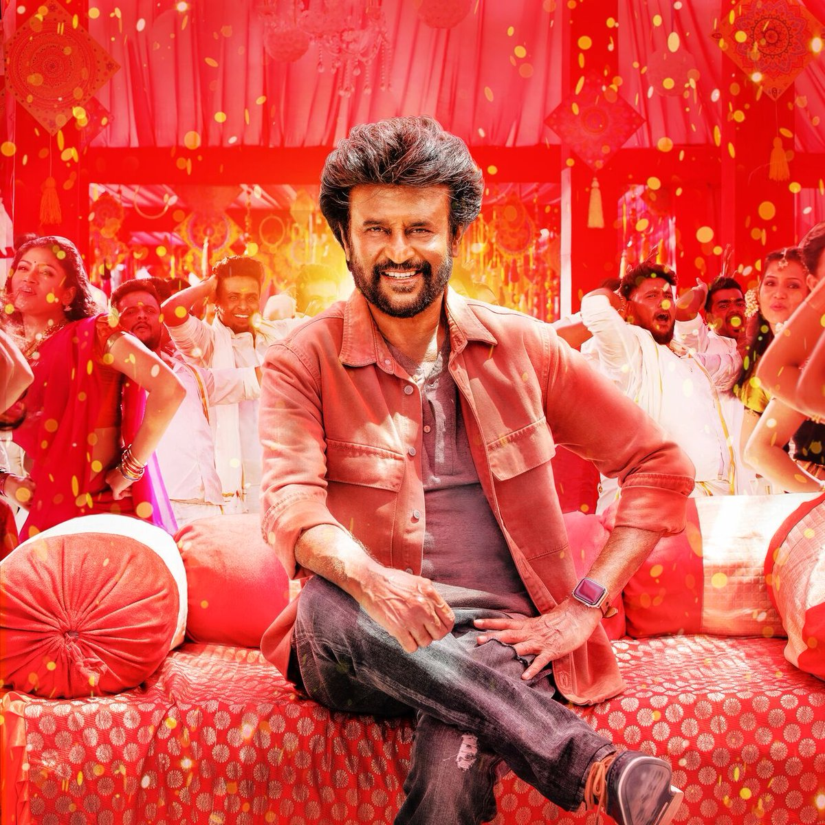 The superstar will be soon seen in AR Murugadoss' Darbar, scheduled to be released on 15 Jan 2020, in Tamil, Telugu and Hindi. Photo Courtesy: Darbar/ Twitter