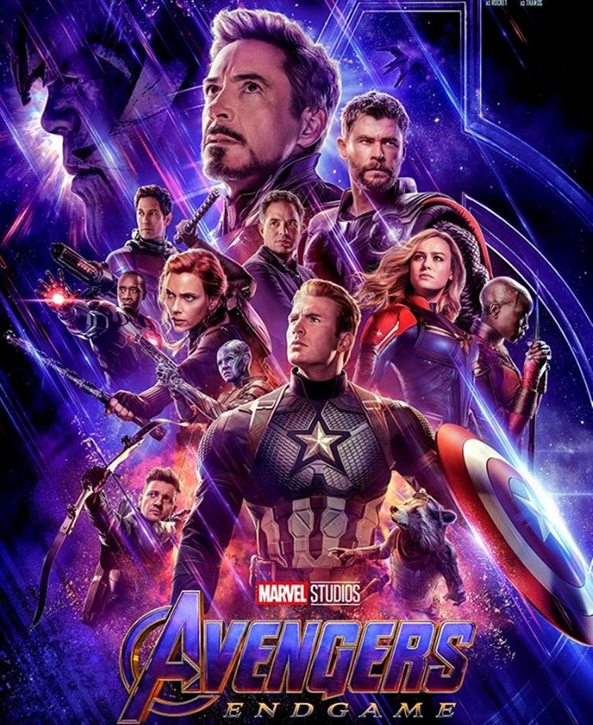 Movies like Avengers:Endgame caused a major buzz amongst Singapore residents. Photo courtesy: Facebook/Marvel