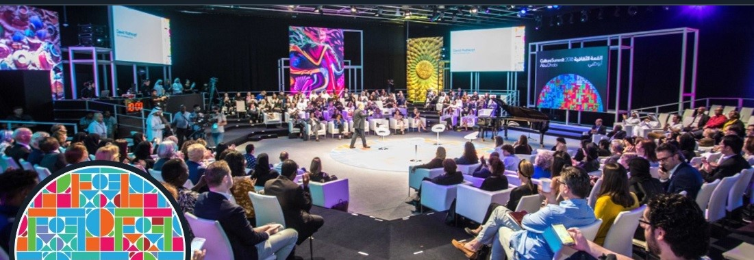 Last year, the Culture Summit welcomed more than 480 participants from 90 countries. Photo Courtesy: Culture Summit 2019/ Twitter