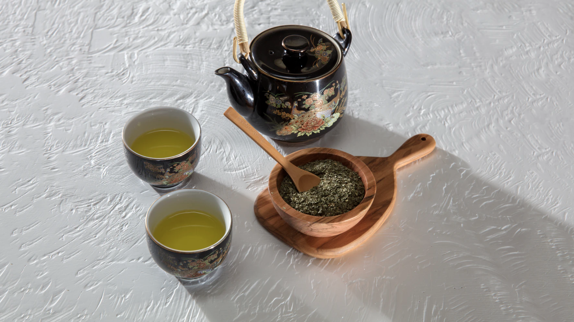 A compound found in green tea could be key to tackling tuberculosis. Photo courtesy: unsplash