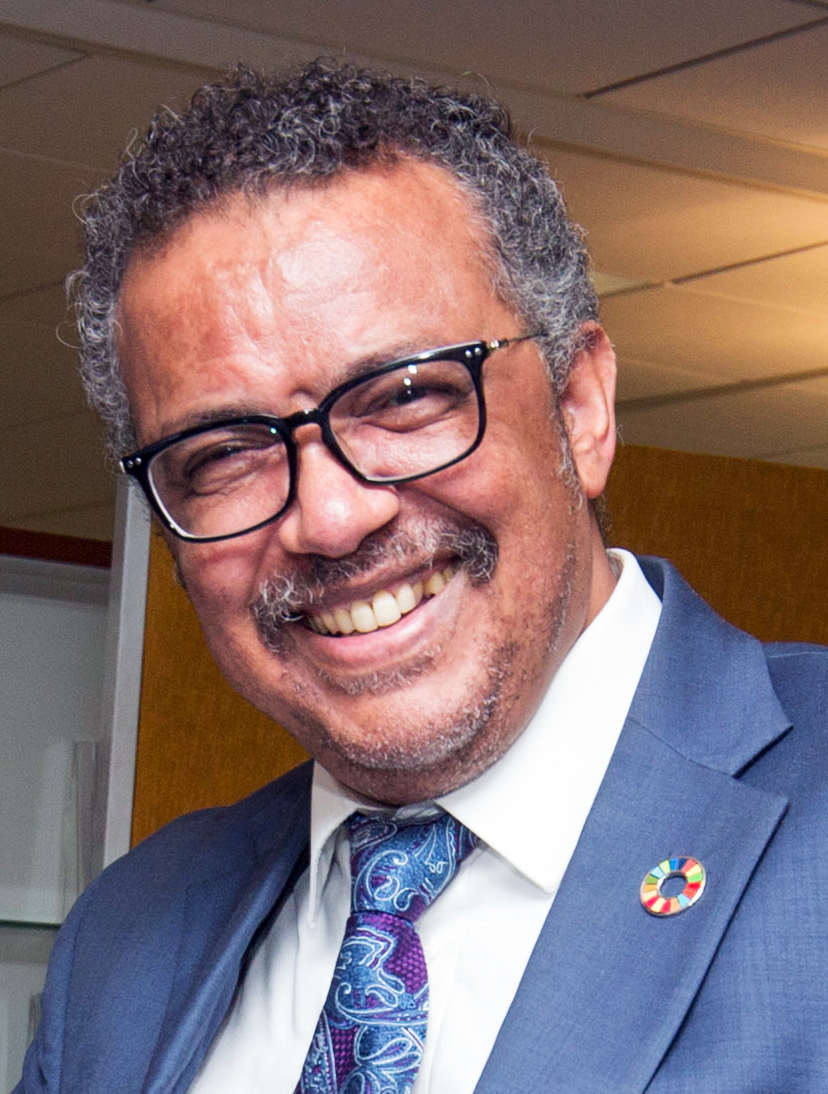 Tedros Adhanom Ghebreyesus, WHO Director-General. Photo courtesy: Wiki