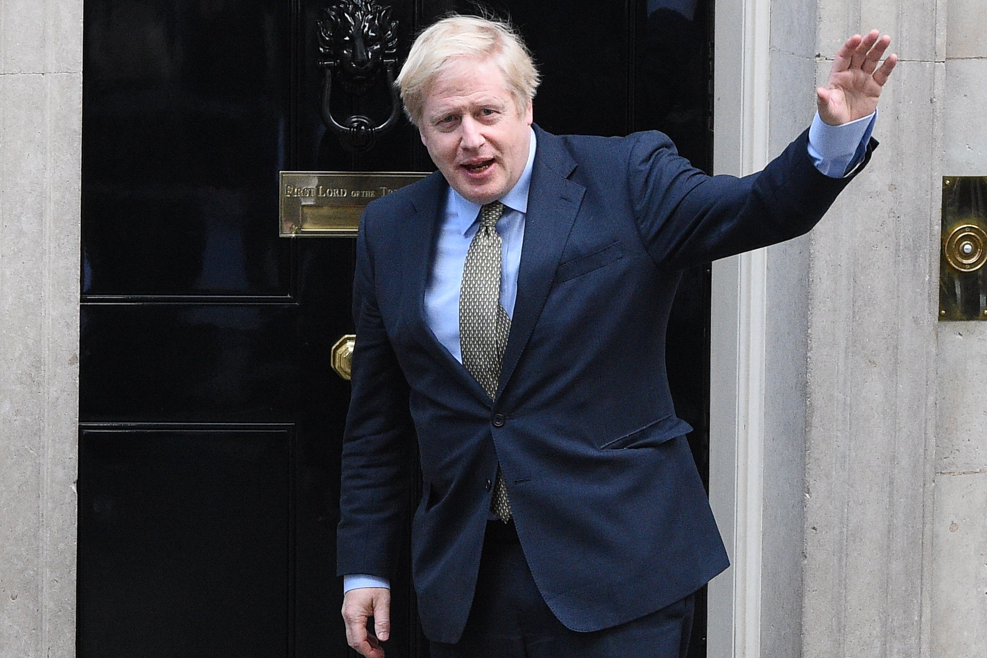 The issue had played out heavily in the run-up to the UK general election, with Johnson having to apologise for any hurt caused following accusations of anti-Muslim bias among the party ranks. Photo courtesy: Twitter/@BorisJohnson
