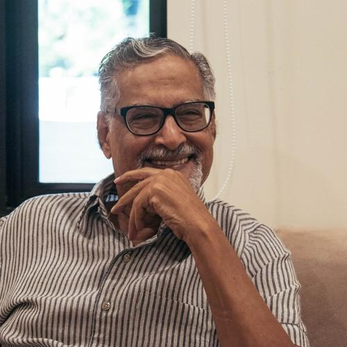 PN Balji, veteran journalist and news editor. Photo courtesy: Mothership.sg