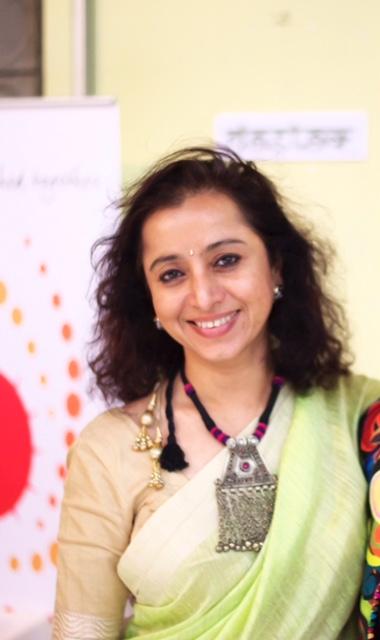 Shalaka Ranadive. Photo: Connected to India